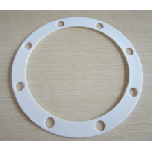 White PTFE Gasket Flat Teflon Gaskets