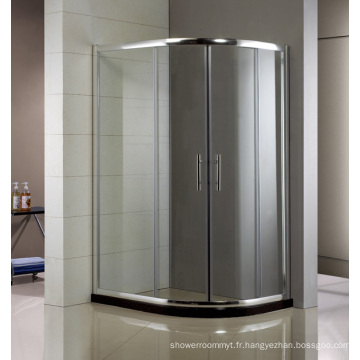 Cabine de douche / douche de quart de cercle (HL-249Q)