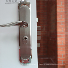 Segurança trava anti-roubo de bloqueio da fechadura, fechadura da porta pequena, corpo de bloqueio