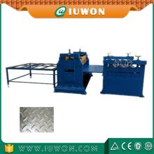 Antiskid Steel Sheet Embossing Machine