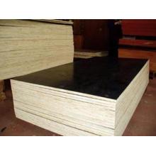 9 * 1250 * 2500mm Birch Core filme enfrentou primeira madeira compensada