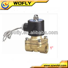 High pressure air compressor solenoid valve 12v
