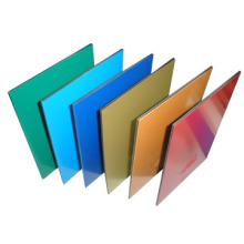 PVDF PE unzerbrechliches ACP-Aluminium-Verbundplatte