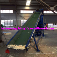 Vertical Wood Shaving Baler Hydraulic Metering Bailing Machine