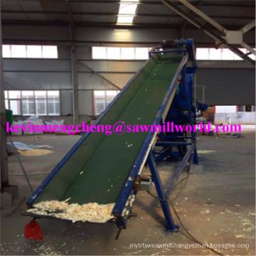 Vertical Wood Shaving Baler Hydraulic Metering Bailing Machine