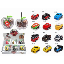 Radio/C Car with 4 Function in a Clear Apple