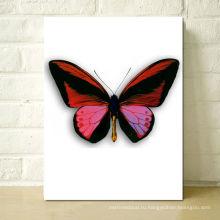 Картины с бабочкой Печатные стили