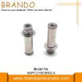 SS304/Brass Nonmagnetic Tube Design Solenoid Stem