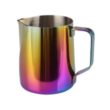 Food Grade Stainless Steel Rainbow Milk Cup