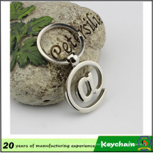 @ at Shape Metal Stainless Steel Keychain