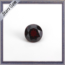 Round Hot Sale Natural Garnet Gemstone for Jewelry