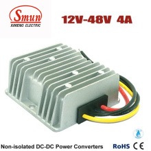 12V a 48V 4A 200W Intensa DC-DC Power Converter