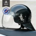 Segurança Militar Exército Polícia Multifuncional Preto Light Anti Anti-Riot Helmet (RH-18B)