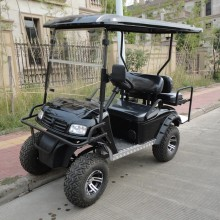 Gas powered Off-road Golf Cart for 6 Person