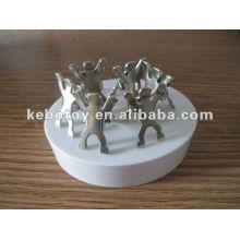 Magnetische Skulptur