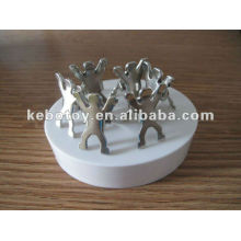 Sculpture magnétique