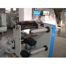 Label haute précision papier, plastique, Machine de refendage