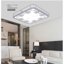 Square Wooden LED Ceiling Light