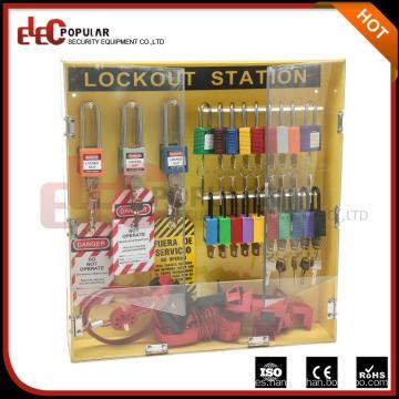 Elecpopular Trending Productos calientes Safe Combination Padlock Station