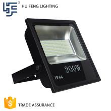 Outdoor 200 watt led flood light