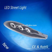 50W 100W 150W luz de rua do diodo emissor de luz com garantia do comércio