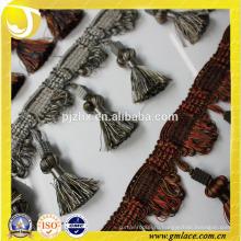 Текстильные аксессуары для занавески кисточкой в ассортименте