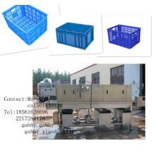 Máquina automática de lavagem da caixa de balcão / Máquina de limpeza da lavagem da cesta de balcão