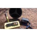 Detector de metais KTY da indução do pulso da altura de 3 medidores