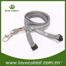 Small quantity customized lanyard factory