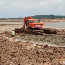 Excavatrice amphibie haute efficacité 110W-120W