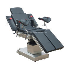 Table d'opération électrique d'acier inoxydable de 304 utilisations médicales