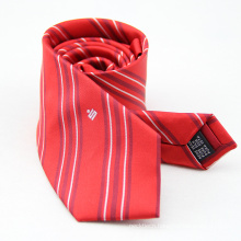 Fashion hot sell stylish woven silk tie wholesale necktie