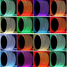 Rainbow Flexible LED Strip Light