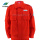 Antistatic Red Man's Coat