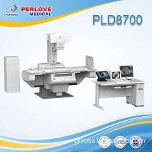 Fluoroscopy unit digital medical equipment PLD8700