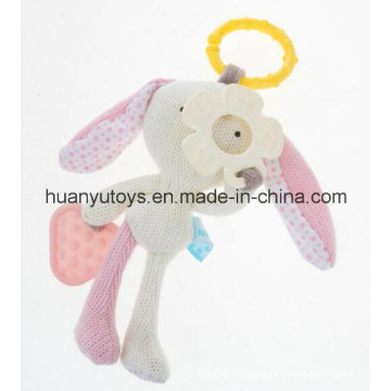 Factory Supply Baby Knit Teeth Toy