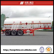 Desgaste de las ruedas del tanque químico (HZZ9408GHY)
