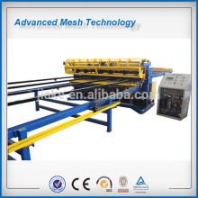 Machine de soudure de maille de barrière de PLC