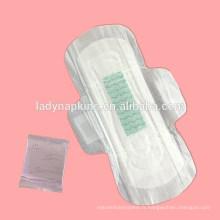 Dispositif de contrôle des odeurs et serviettes hygiéniques en coton pour la journée