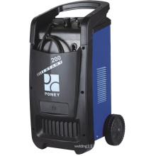 Carregador de bateria de carro monofásico 12/24 V