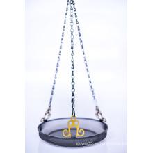 Cargador de Birder de acero de la cesta colgante