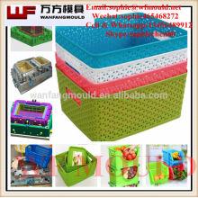 Rectangular Home Storage Basket Mould / Rectangular Home Storage Basket Mold