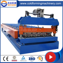 Steel Roofing Wall Panels Roll Forming Machinery