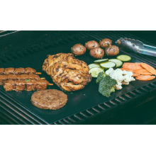 Non-stick BBQ Grill Sheet 50*40 Ptfe Cooking Mat