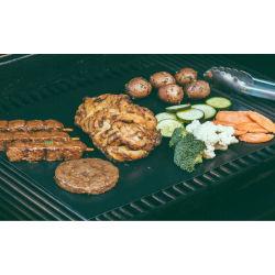 Non-stick BBQ Grill Sheet 50*40 Ptfe Cooking Mat