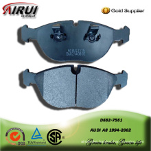 SEMI-METALLIC BRAKE PAD FOR AUDI A8 1994-2002