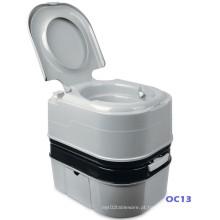 Portátil higiênico ao ar livre móvel WC plástico Hdep