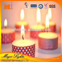 Manufacture Popular New Personalized Handmade Vivid Religious Candle