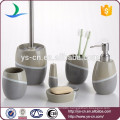 Wholesale Bath 6pcs Modern Toothbrush Luxury Soap Holder