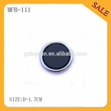 MFB111 Custom Fashion removível China botão fábrica metal calças calças botão